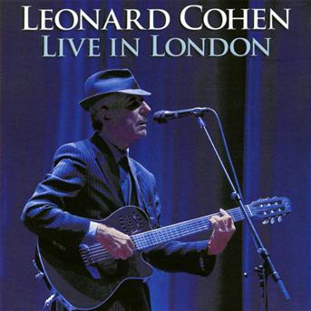 CD COHEN, LEONARD - Live In London