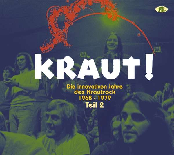 CD V/A - KRAUT! VOL.2
