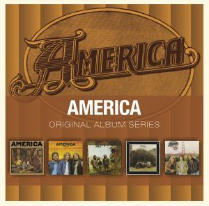 CD AMERICA - ORIGINAL ALBUM SERIES