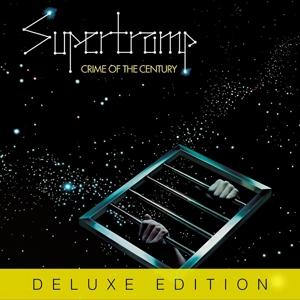 CD SUPERTRAMP - CRIME OF THE CENTURY/DLX