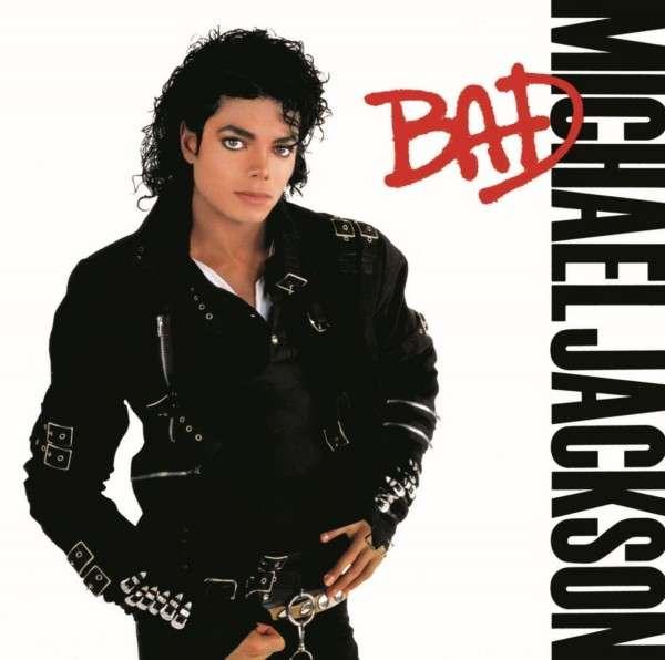 Michael Jackson - CD Bad