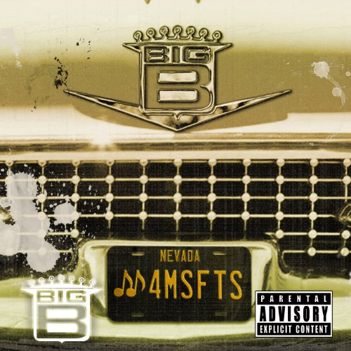 CD BIG B - MUSIC FOR MISFITS