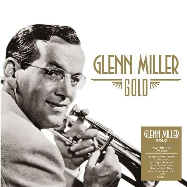 CD MILLER, GLENN - GOLD