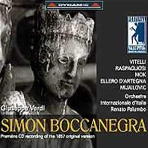 CD VERDI, G. - SIMON BOCCANEGRA