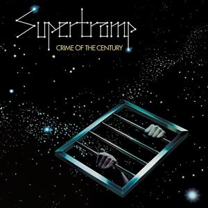 CD SUPERTRAMP - CRIME OF THE CENTURY