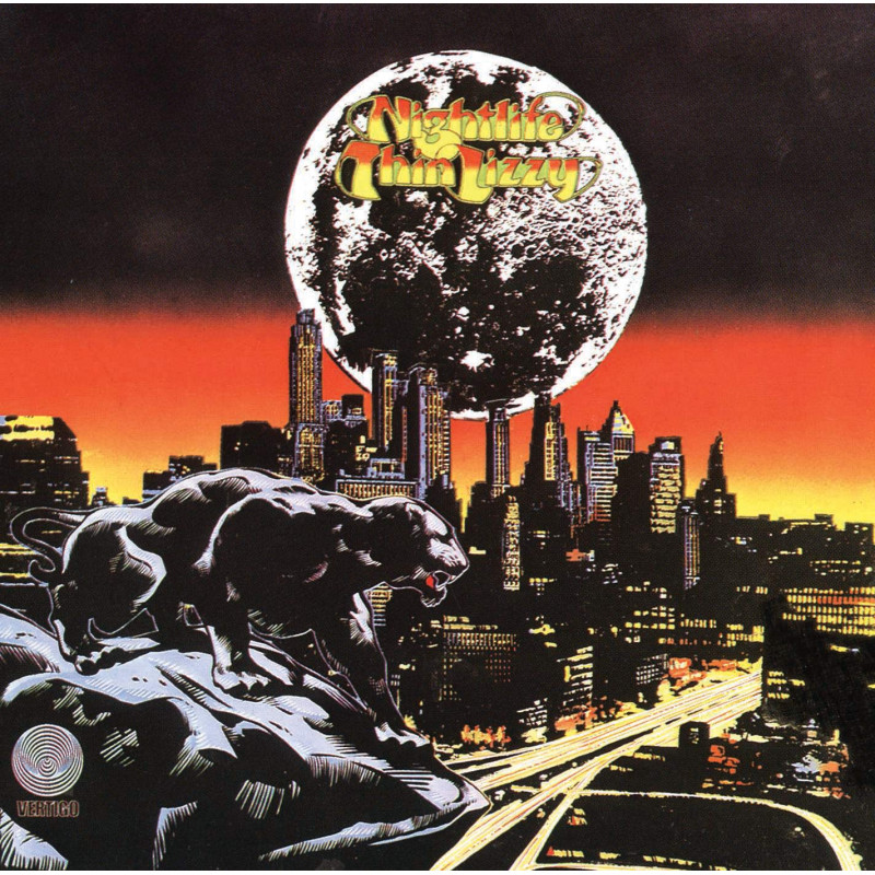 THIN LIZZY - Vinyl NIGHTLIFE