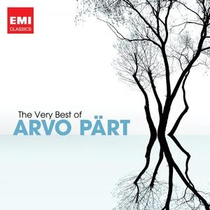 CD VARIOUS ARTISTS - THE VERY BEST OF ARVO PART