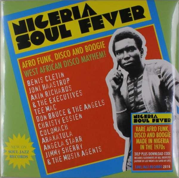 Vinyl V/A - NIGERIA SOUL FEVER!