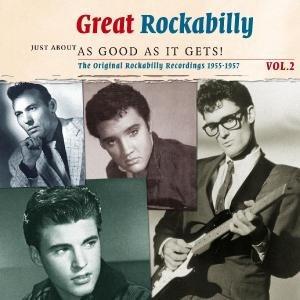 CD V/A - GREAT ROCKABILLY VOL.2 1955-57