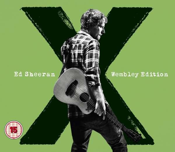 Ed Sheeran - CD MULTIPLY (X) WEMBLEY EDITION