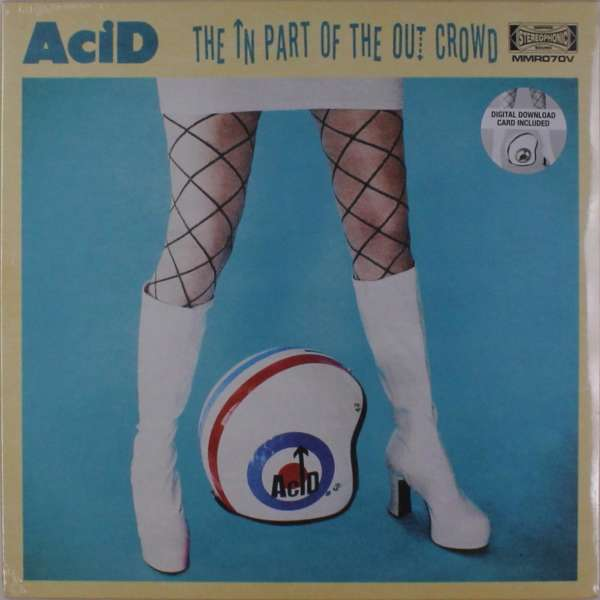 Vinyl ACID APE - IN PART OF THE OUT CROWD