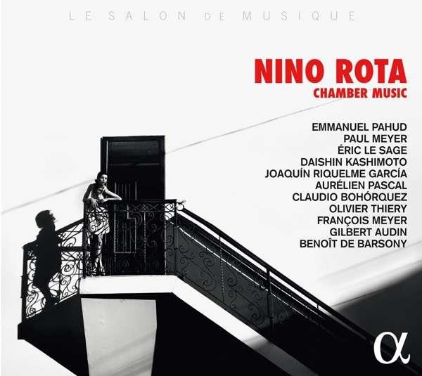 CD KASHIMOTO, DAISHIN/EMMANU - NINO ROTA: CHAMBER MUSIC