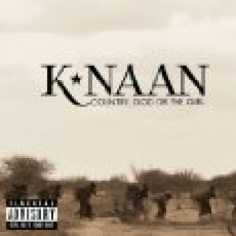 CD K'NAAN - COUNTRY, GOD OR THE GIRL