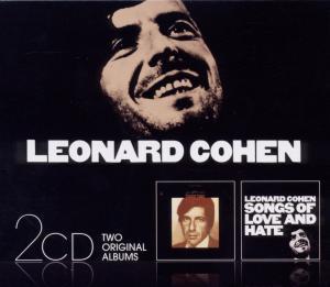 CD Cohen, Leonard - Songs of Leonard Cohen/Songs of Love and Hate