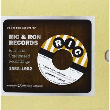Vinyl V/A - 7-FROM THE VAULTS OF RIC & RON RECORDS