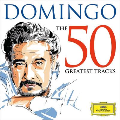 CD DOMINGO PLACIDO - THE 50 GREATEST TRACKS