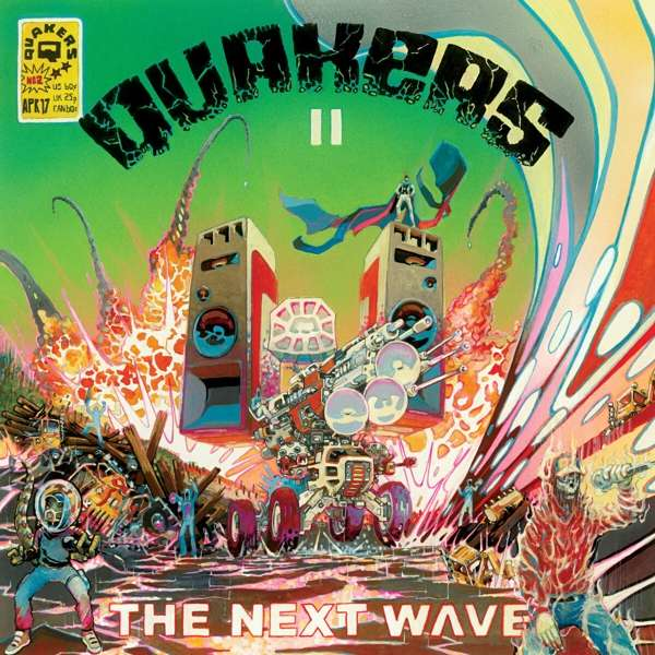 CD QUAKERS - II - THE NEXT WAVE