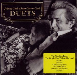 CD CASH, JOHNNY & JUNE CARTE - DUETS