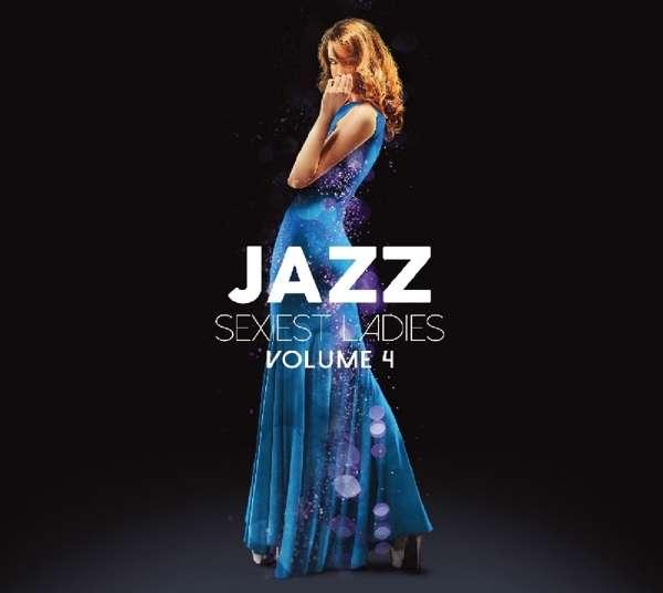 CD V/A - JAZZ SEXIEST LADIES 4