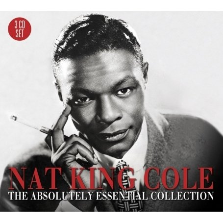 CD COLE, NAT KING - ABSOLUTELY ESSENTIAL 3 CD COLLECTION