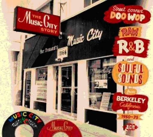 CD V/A - MUSIC CITY STORY