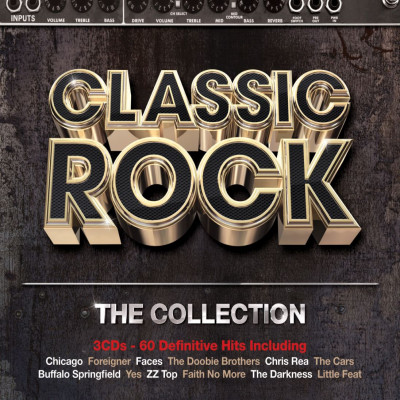 Various - CD CLASSIC ROCK-THE COLLECTION