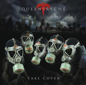 CD QUEENSRYCHE - TAKE COVER