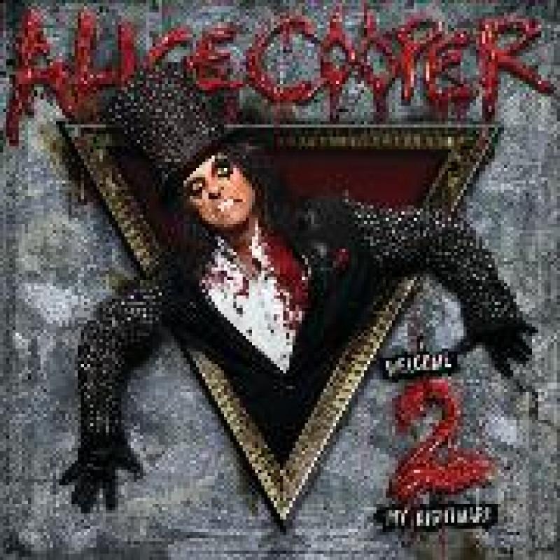 Alice Cooper - CD WELCOME 2 MY NIGHTMARE