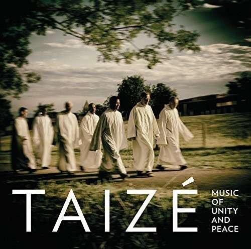 CD TAIZE - TAIZE-MUSIC OF UNITY+PEACE