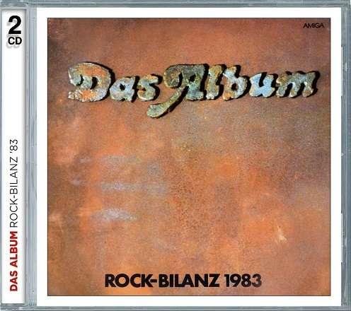 CD V/A - Rock-Bilanz 1983