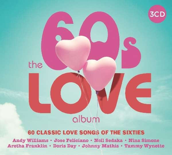 CD V/A - 60S LOVE ALBUM