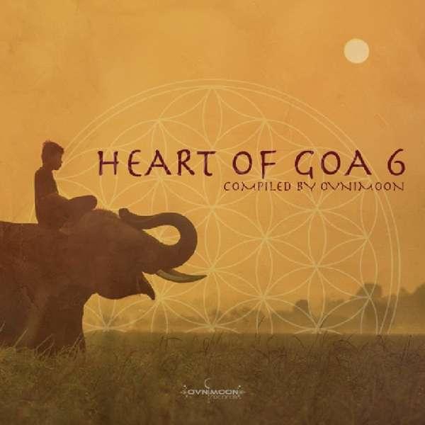 CD V/A - HEART OF GOA 6