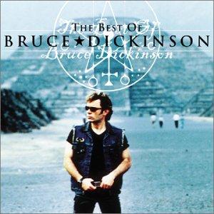 Bruce Dickinson - CD THE BEST OF BRUCE DICKINSON