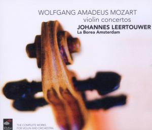 CD MOZART, W.A. - COMPLETE WORKS FOR VIOLIN