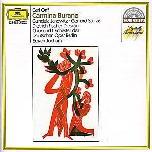 CD JOCHUM/ODOB - CARMINA BURANA