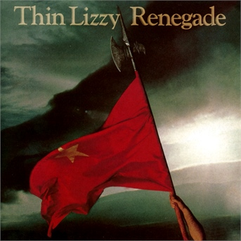 THIN LIZZY - CD RENEGADE