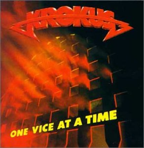 CD KROKUS - One Vice At A Time