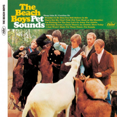 The Beach Boys - CD PET SOUNDS