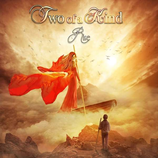 CD TWO OF A KIND - RISE