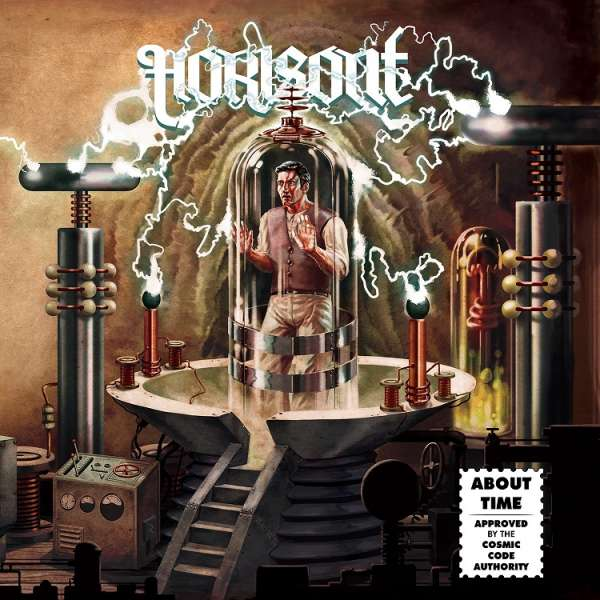 Vinyl HORISONT - About Time