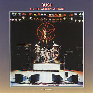 Rush - CD ALL THE WORLD'S STAGE