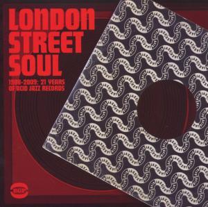 CD V/A - LONDON STREET SOUL