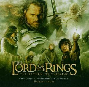 CD OST / VARIOUS - LORD OF THE RINGS - THE RETURN OF THE KING
