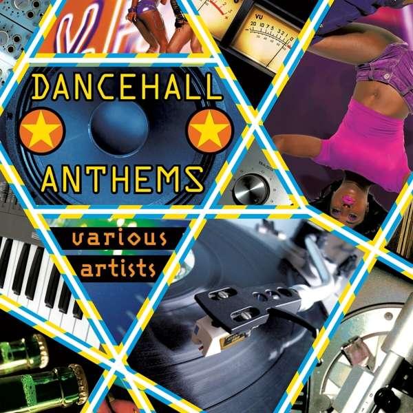 Vinyl V/A - DANCEHALL ANTHEMS