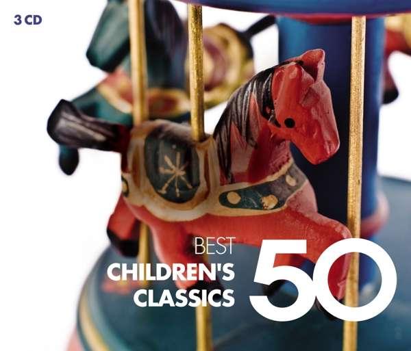 CD VARIOUS ARTISTS - 50 BEST CHILDREN'S CLASSICS