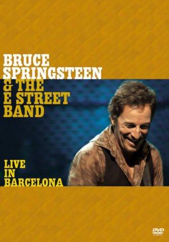 Bruce Springsteen - DVD Live In Barcelona