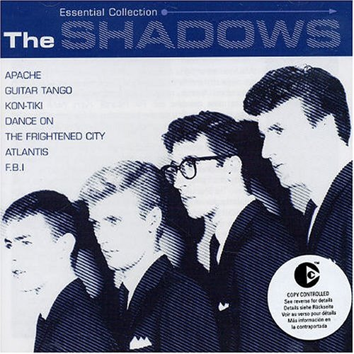 CD SHADOWS, THE - THE ESSENTIAL COLLECTION