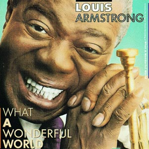 CD ARMSTRONG LOUIS - WHAT A WONDERFULL WORLD