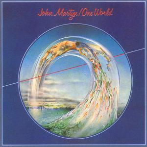 CD MARTYN JOHN - ONE WORLD