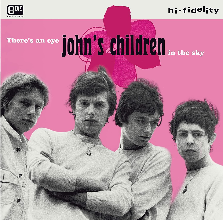Vinyl JOHN'S CHILDREN - THERE'S AN EYE IN THE SKY